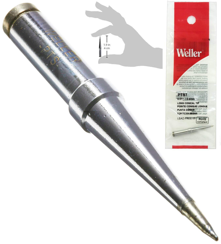 Weller PTS7 Tip Solder Lot of 10