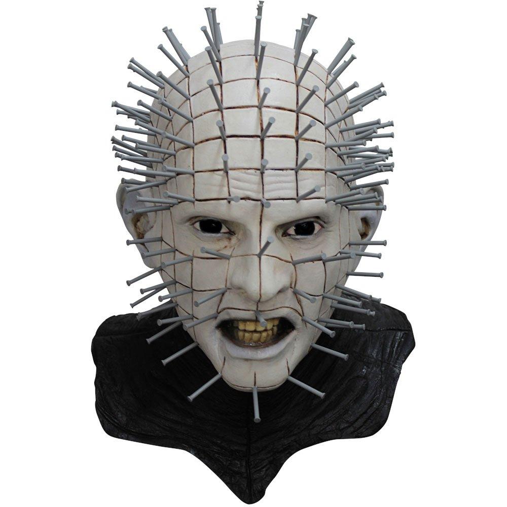 Generique - Halloween Pinhead-Maske Hellraiser-Das Tor zur Hölle
