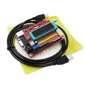 Amazon.com: PIC16F877A PIC16F877A - Microcontrolador para ...