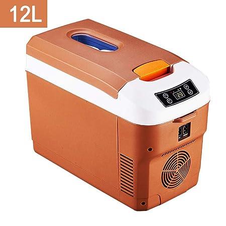 Refrigerador portátil para Coche de 12 l, refrigerador de Mini ...
