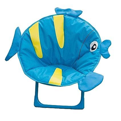 ACZZ Chaise longue para silla de playa, para niños Silla de ...