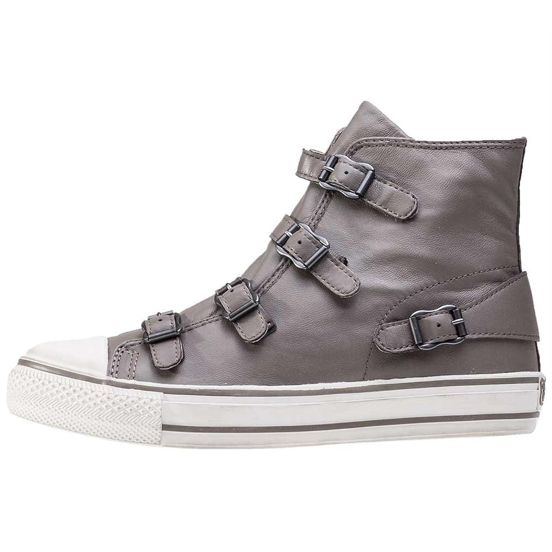 Ash Virgin Shine Buckle Trainer Shoe, Mordore/Antic Gun: Amazon.co.uk: Shoes  & Bags
