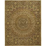 Safavieh Heritage Collection HG914A Handcrafted Traditional Oriental Light Brown and Grey Wool Area Rug (9'6″ x 13'6″) Review