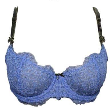 f51af32dc2cd5 Victoria s Secret Dream Angels Lace Push Up Without Padding Bra (34DD
