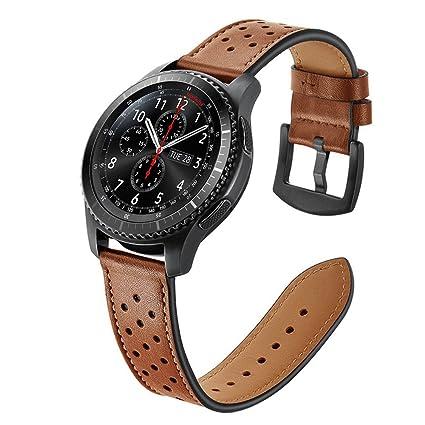 Amazon.com: Fintie - Correa de repuesto para reloj Samsung ...