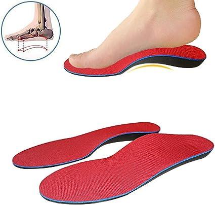 Yeshi 1 coppia plantari solette piedi piatti pronazione