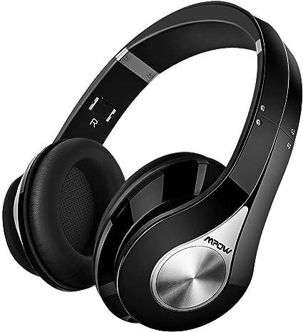 Mpow 059 Auriculares Diadema Bluetooth, 25hrs de Reproducir ...
