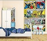 1Wall Batman Comic Wall Mural