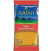 Rajah - Cúrcuma en polvo - Haldi molido