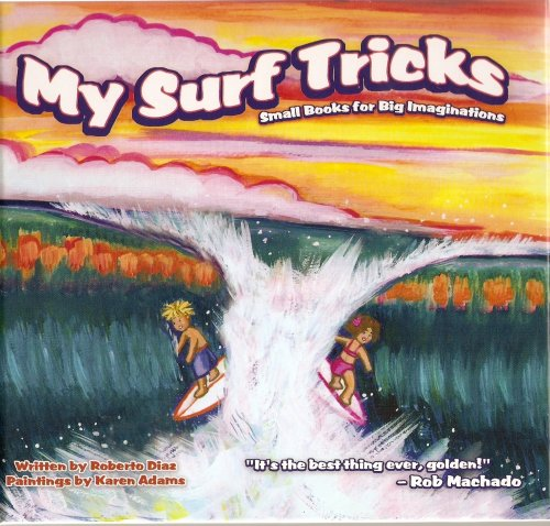 My Surf Tricks (Olas Surfing Books)