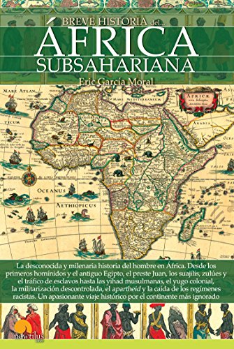 Portada del libro Breve historia del África subsahariana de Eric García Moral