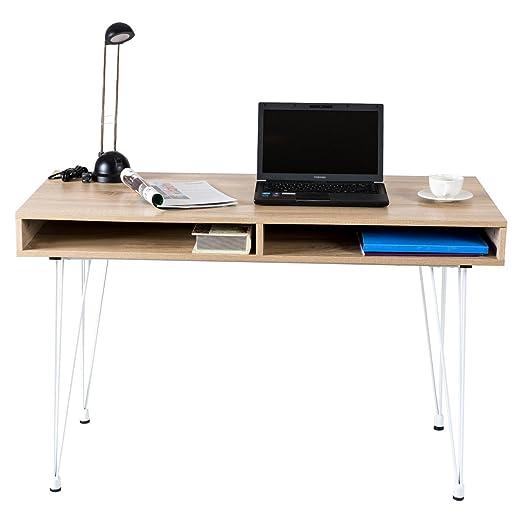 Blitzzauber 24 Escritorio Mesa de Oficina Mesa para Ordenador ...