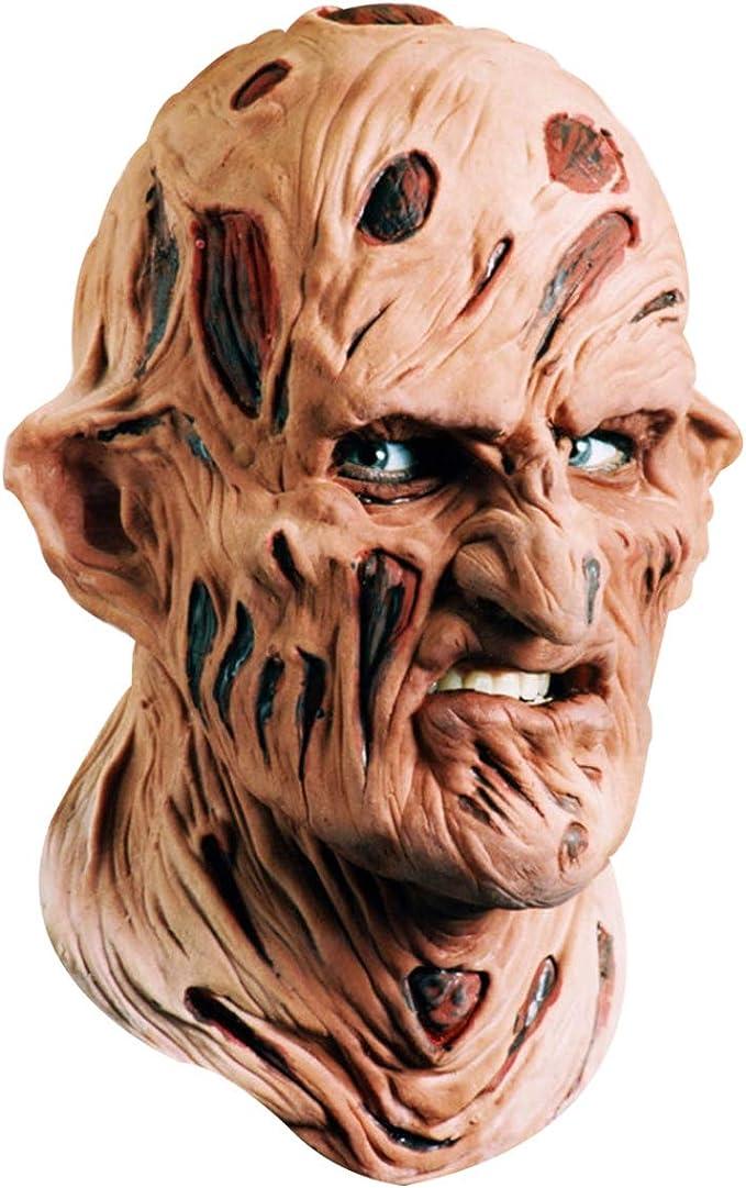 Horror-Shop máscara de Freddy: Amazon.es: Juguetes y juegos