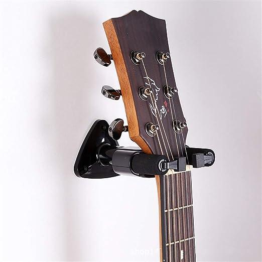 Soporte Guitarra Pared Gancho for Guitarra Bloqueo automático ...