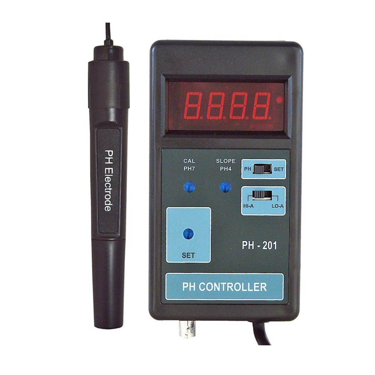 Aqualight PH regolatore del pH della 201