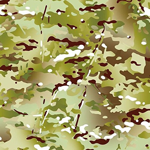 Army Camo Camouflage Hydrographic Water Transfer Film Hydro Dipping Dip 1 Meter