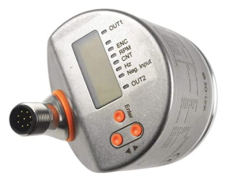 IFM RVP510 - Encoder Output A B Z Stainless 60.2mm D