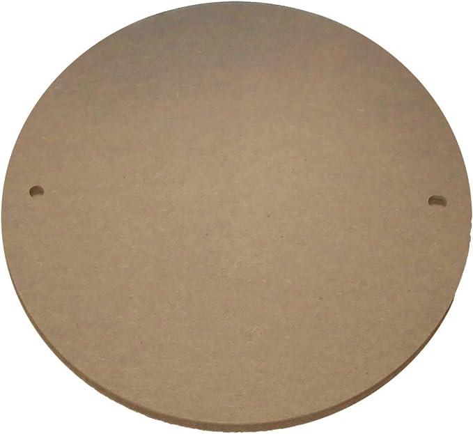 14 inch Diameter Round Recycled Wood Fiber Speedball Medex Bat MDX14
