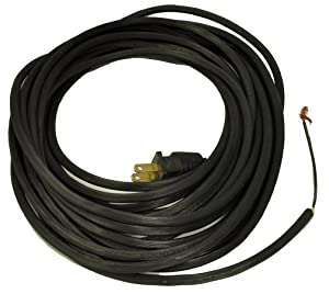 Power Extension Cable Cord (30 Foot)