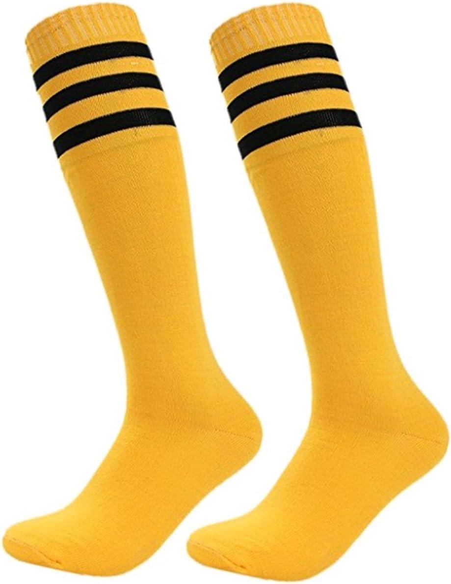 Cosanter - Calcetines de compresión para hombre y mujer, para fútbol, béisbol
