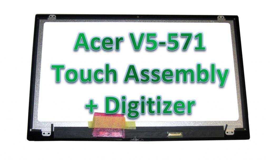 MagicBird� LCD Screen & Touch Digitizer Assembly For Acer Aspire V5-571 V5-571P V5-571PGB