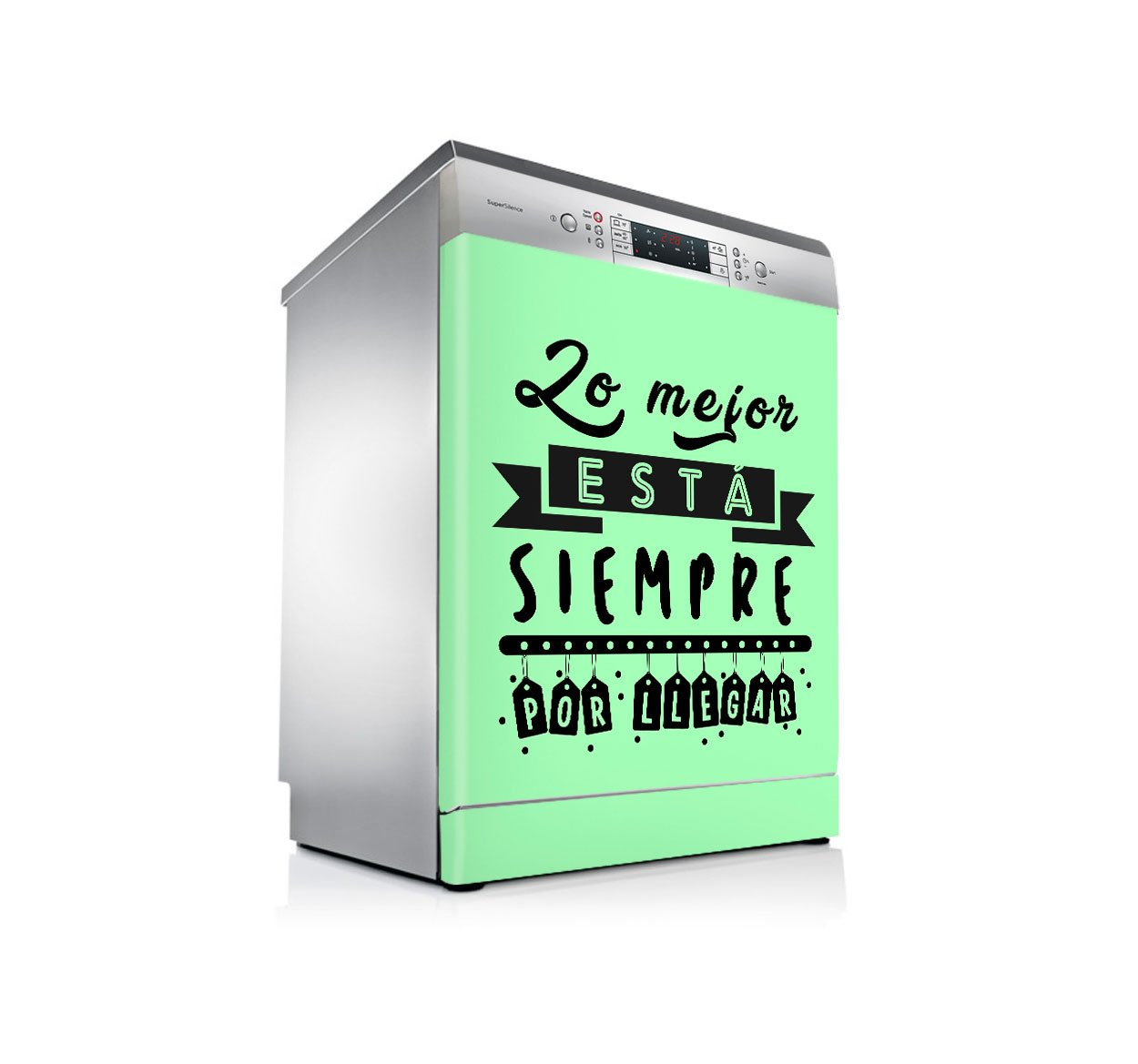 setecientosgramos Vinilo Lavavajillas | Stickers Dishwasher ...