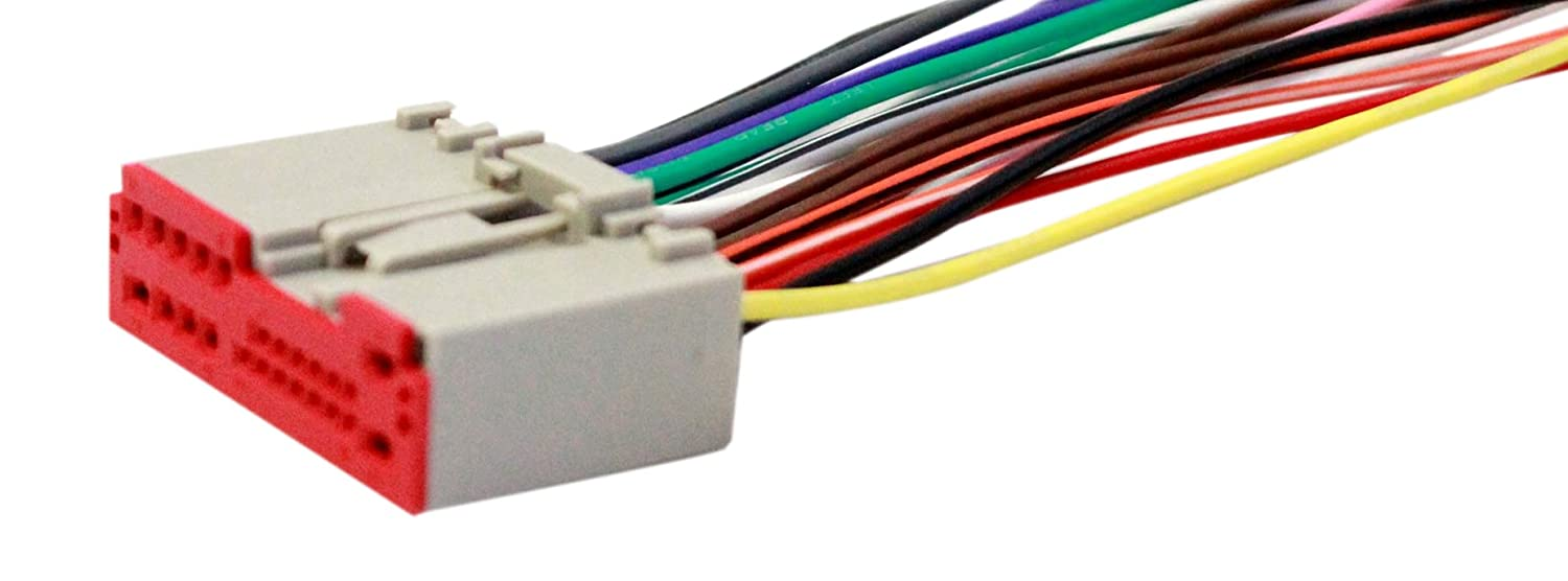 Absolute USA AR1-5520 Vehicle Wiring Harnesses