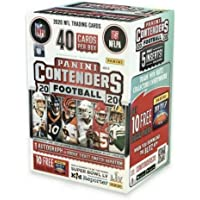 2020 Panini Contenders Football BLASTER box (40 cards/box) photo