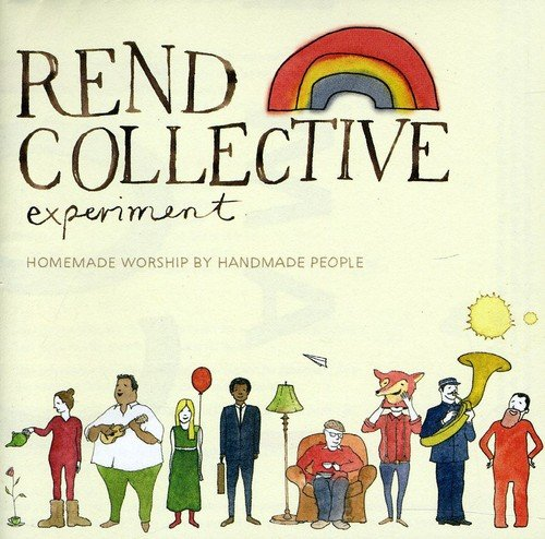 Homemade Worship by Handmade People Album Cover