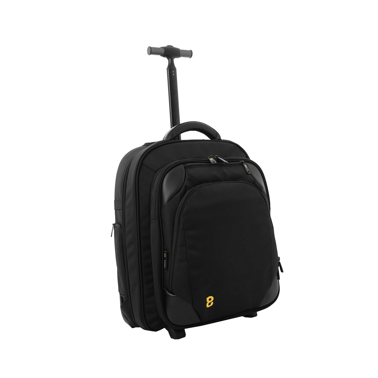 GATE8 Wheeled Backpack Cabin Luggage