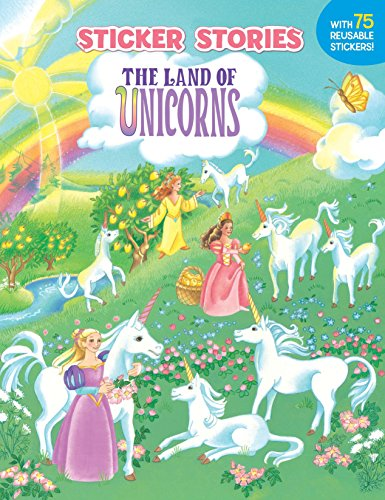 The Land of Unicorns (Sticker -