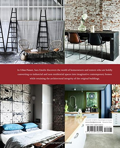 Amazoncom Urban Pioneer Interiors inspired by industrial design