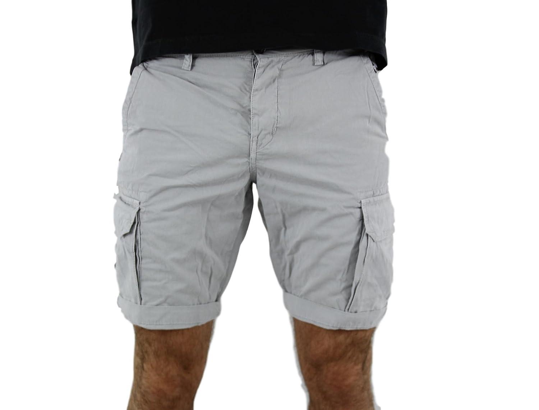 Jack /& Jones Uomo Pantaloncini jjichop jjcargo Shorts AKM 429 STS