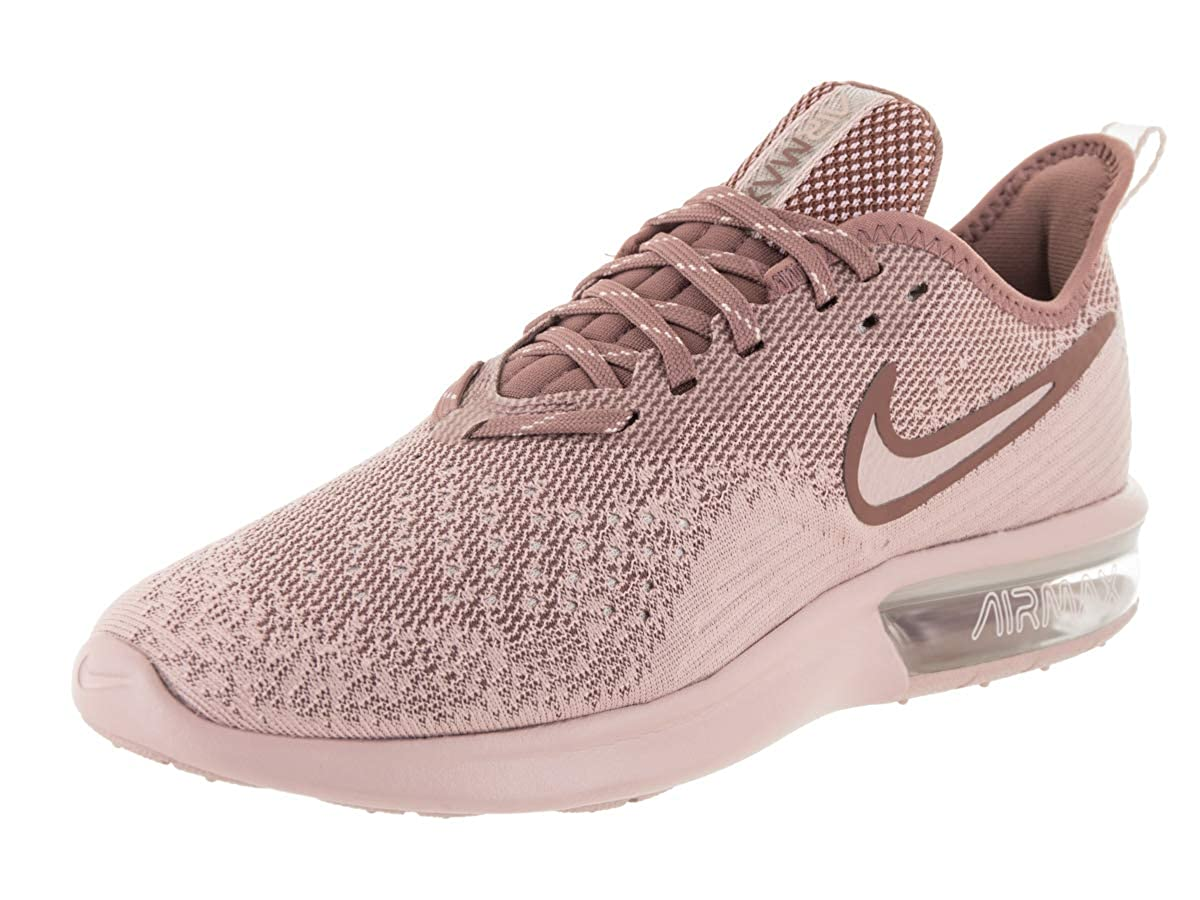 MultiCouleure (Particle Rose Particle Rose Smokey Mauve 600) 42 EU Nike WMNS Air Max Sequent 4, Chaussures de Fitness Femme