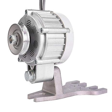 550W 0~5500rpm Máquina de coser industrial Motor Máquina de coser ...