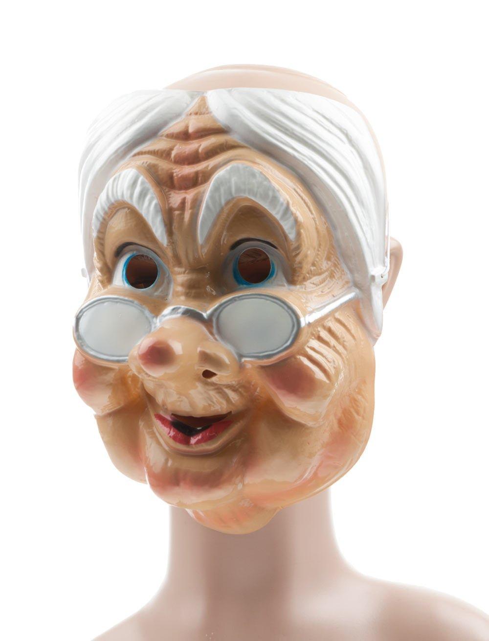 Generique - Maske alte Damen Erwachsene