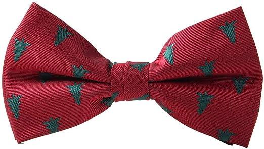 MIAOMIAOWANG Corbatas Corbata Árbol navideño Corbata Árbol de ...