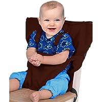Baby Chair Booster Infantil Portátil Alimentación Cinturón