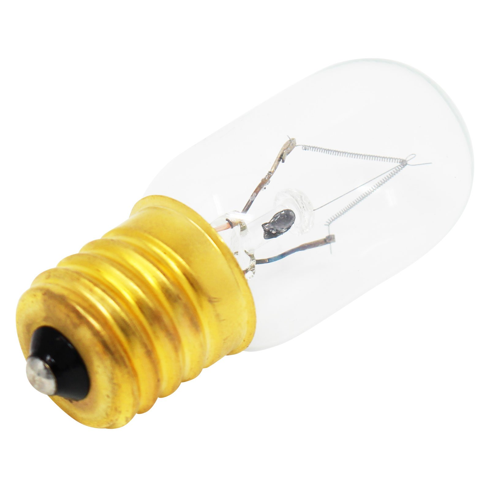 Replacement Light Bulb for Whirlpool WMH75520AS0 Microwave - Compatible Whirlpool 8206232A Light Bulb