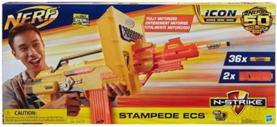NERF N-Strike Stampede ECS ICON Series