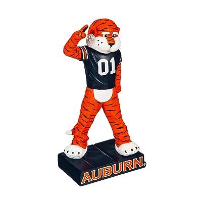 Team Sports America NCAA Auburn University Fun Colorful Mascot Statue 12 Inches Tall: Sports & Outdoors