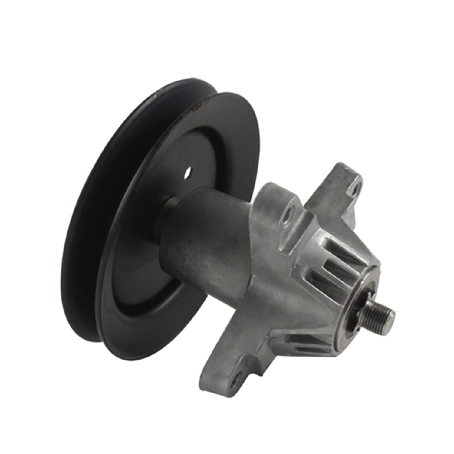 Spindle Pulley For Riding Mowers : Mtd a spindle assembly pulley replacement for