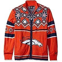 NFL Full Zip Sweater