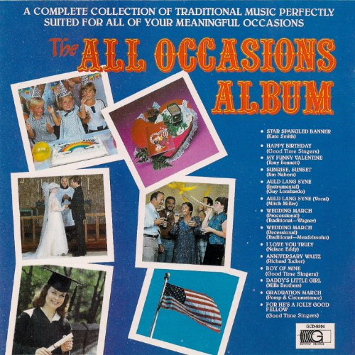 The All Occasions Album [Clean]