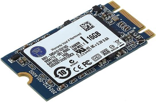 NAOTAI Nii SNS4151S3 Módulo SATA de 16 GB SSD Interno Unidad de ...