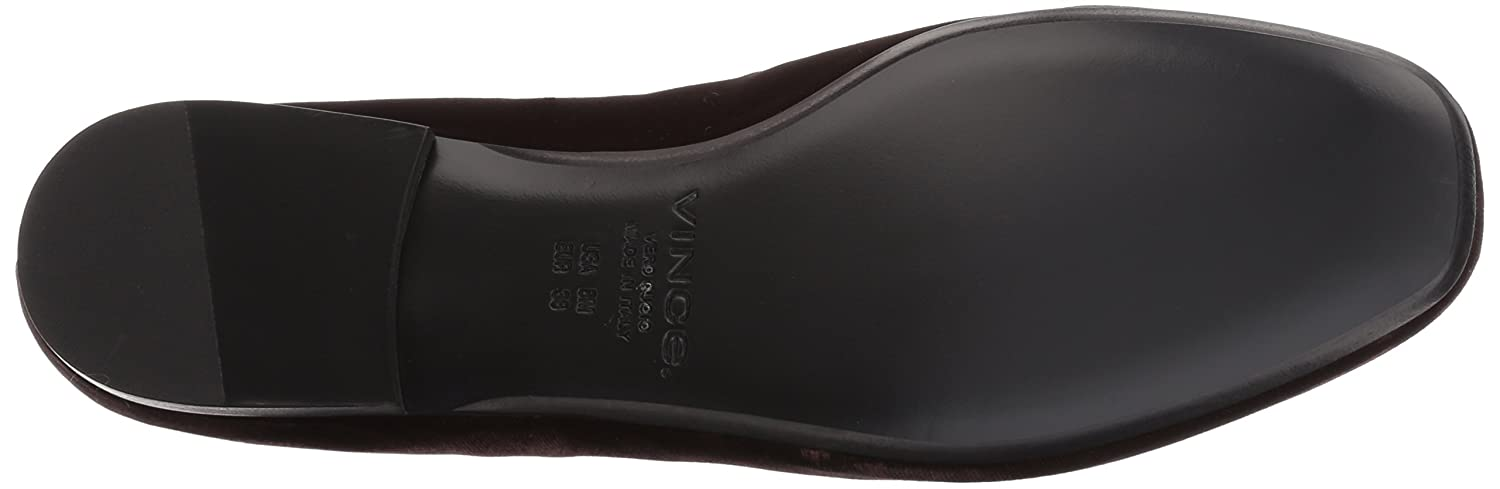 Vince Womens Bray Loafer Flat