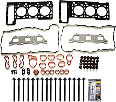 Aintier Automotive Replacement Head Gasket Sets Fits For Toyota Tacoma 4-Door 2.7L