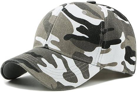 Outdoor Sports Unisex Tactical Baseball Cap Camouflage Hat Sun Hats Headwear
