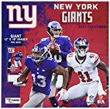 Turner Licensing Sport 2017 New York Giants Team Wall Calendar, 12''X12'' (17998011919)