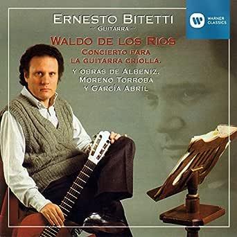 Concierto para la guitarra criolla: III. El clavijero (Vivace ...